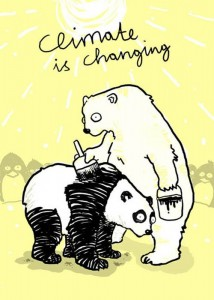 ilmastonmuutos